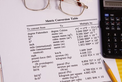Make Metric Conversion Simple!